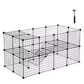 Rabbit & Hen Cage