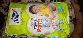 Pant style diaper