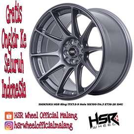 Velg Racing Ring 17 Buat HRV Xpander Sienta Altis New