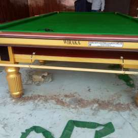 All branded snooker table available here