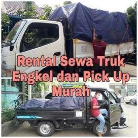 Sewa Mobil Pick Up, Truk Engkel Pickup & Jasa Pindahan di Bandung Raya