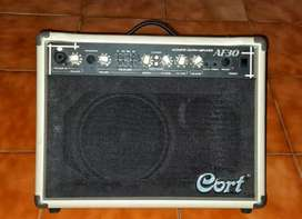 Jual cepat Cort Amplifier 30 W  Acoustic Guitar