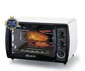 Oven listrik kirin 19L 400-800 Watt