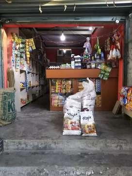 A shop for rent