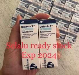 Dalacin T obat jerawat asli thailand import langsung