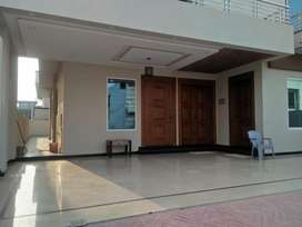 Media town  Rawalpindi/Islamabad 12 M designer new double unit home av
