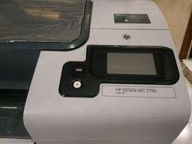 Gratis Ongkir Plotter HP Designjet T790 PS A1 Jaksel
