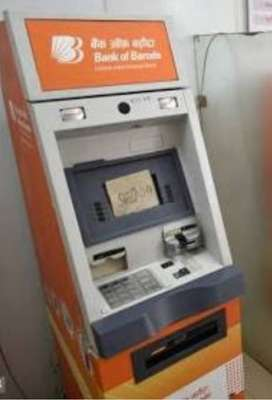 Urgent vacancy for +2,ITI,above for ATM installation.
