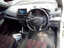 Toyota Yaris MT 2017 (unit lelang)