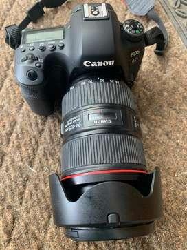 DSLR rental full frame camera