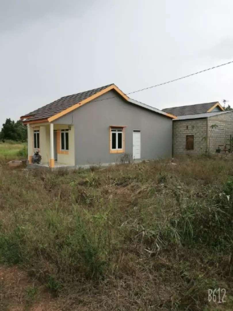 Disewakan/dikontrakan rumah type 60 m2  luas tanah 260 m2 0