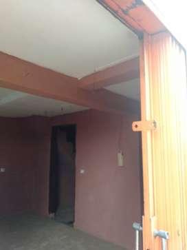 Rumah 2 lantai pinggir jalan di Bandung Utara Punclut Dago