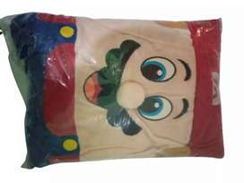 Bantal Mario Bross