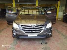 Toyota Innova G5 2.5