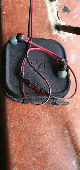 Sennheiser's Momentum In-Ear earphones