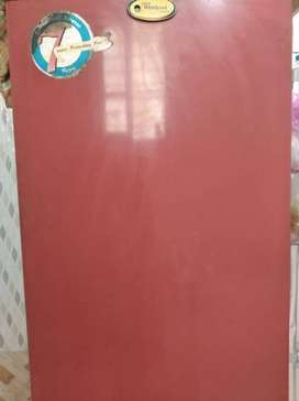 Whirlpool 185L single door