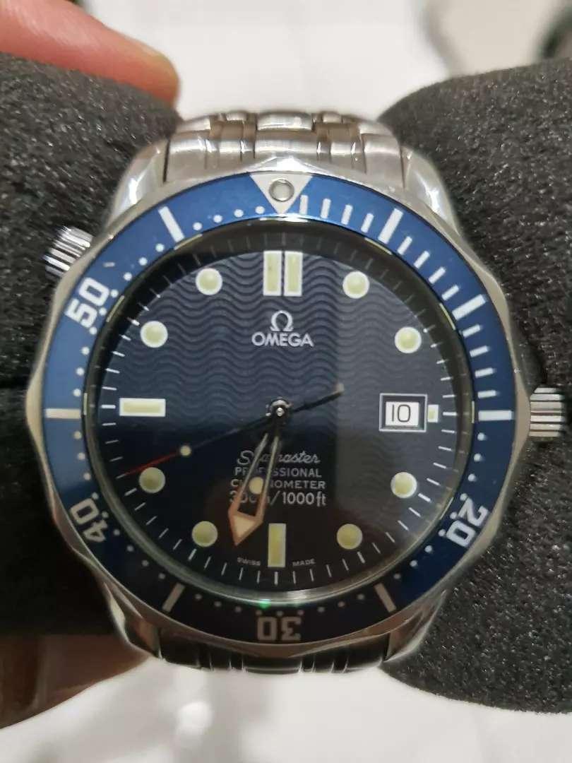 Omega Seamaster Professional 2531.80.00 Automatic (James Bond) 0