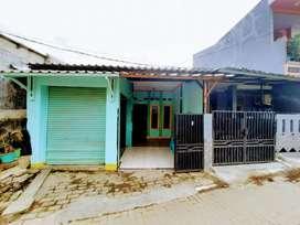 Rumah 72 m² dekat Pasar Sipon Cipondoh kota Tangerang