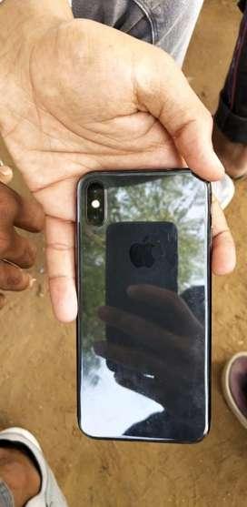I Phone X black color awsome condition