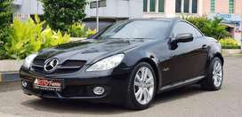 Mercedes Benz SLK350 Km 20Rban Limited Edition Th 2011, 3500CC LikeNew
