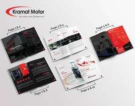 Jasa Desain Grafis Logo Brosur Banner Packaging Undangan Dll    707789