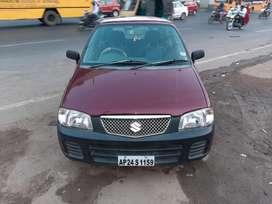 Maruti Suzuki Alto LXi BS-IV, 2008, Petrol
