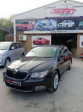 Skoda Superb 2008-2013 Elegance 2.0 TDI CR AT, 2011, Diesel