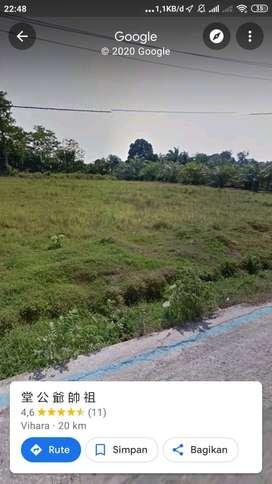 Dijual Tanah Kosong Lokasi Strategis