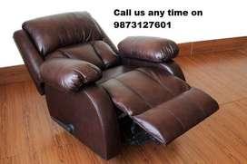 Stressless Recliner Sofa, Brand New Recliner-factory-Exclusive-Sofa