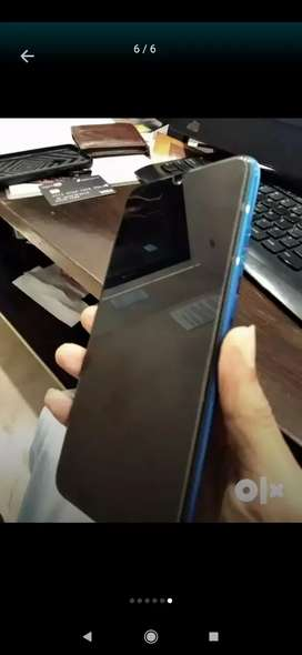 Redmi Note 7 bill, box, charger sab he. no scratch nothing full new