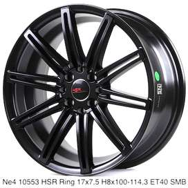 velg racing hsr ring 17x7,5 h8x100-114,3 SMB