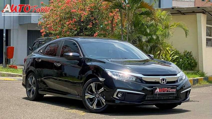 Honda Civic Turbo 1.5 ES 8Airbag 2019 Pjk Pnjg 1Thn KM 13RB !! 0