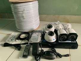 Paket Cctv sony 3,0mp 1080p (GRATIS PASANG)