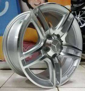 velg racing mercy ring 19 tipe cl63 warna silver 0