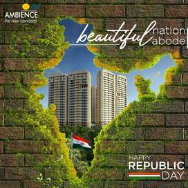 Ultra Luxury 3 BHK Apartments in Ambience Tiverton at Sector 50, Noida