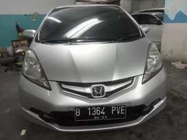 Honda jazz rs 2009 at silver tdp 10jta