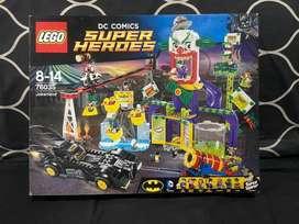 Lego DC COMICS SUPER HEROES Batman Joker Jokerland