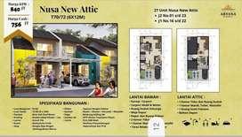 Rumah Ready Stok Hunian Ekslusif Dikawasan Kota Tangerang