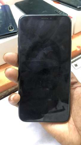 iPhone X 64gb black clr 95% condition