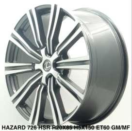 HAZARD 726 HSR R20X85 H5X150 ET60 GM/MF (cb1)