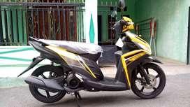 MOTOR BARU Yamaha Mio M3 125cc CW 2019 Yellow
