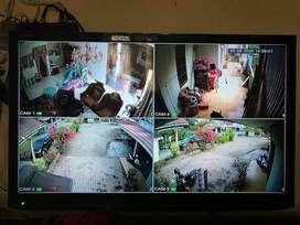 PAKET CCTV SIAP PASANG