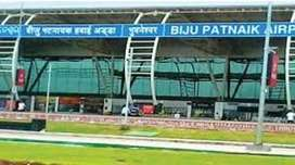 Biju Patnaik Airport Job Vacancy For HS & Graduate Pass Candidates