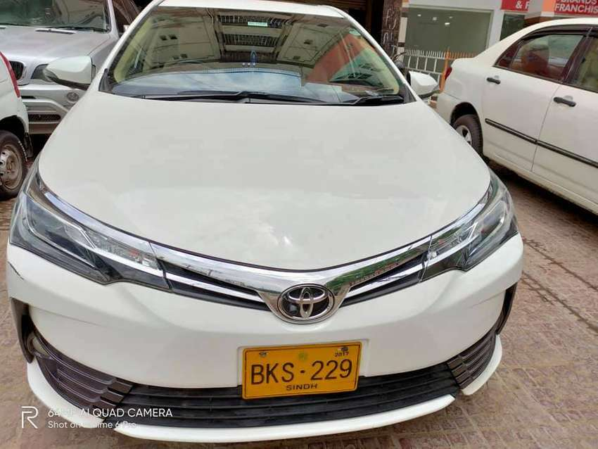 Toyota Altis Grande Get On 20% Down Payment 0