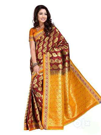 Pattu Silk Saree 0
