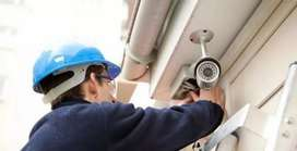 Cctv solution and installation office networking