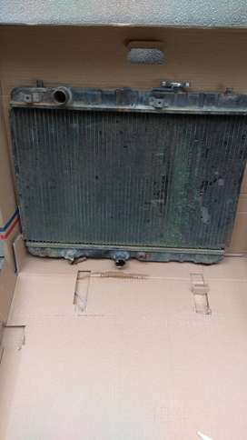 Baleno car Radiator in very good condition for sale