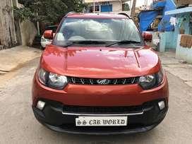 Mahindra Kuv 100 D75 K4 PLUS, 2016, Petrol