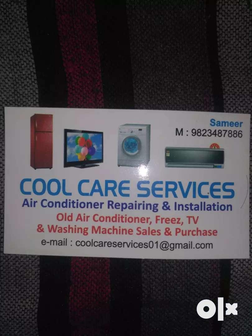 All type ac washing machine repair 0