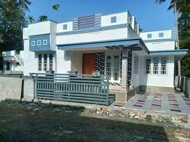 Ready to occupy 3 bhk 3.6 cent house at aluva varapuzha road
